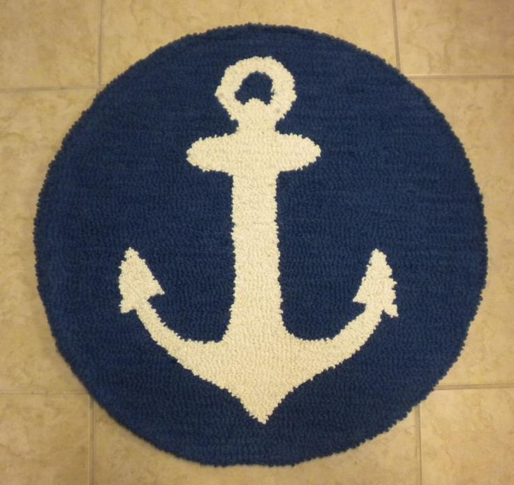 Anchor Rugs: Baby Nursery Ideas