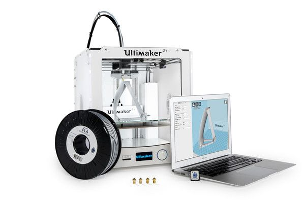 The #Ultimaker2+ is here! Find out how one of the best #3dprinters has gotten even better!