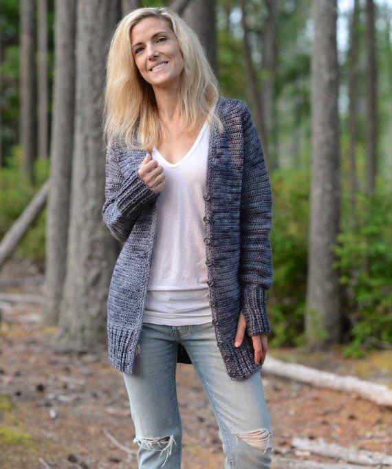 CROCHET PATTERN-The Reminisce Sweater <b>1/2 3/4 5/6</b> 7/8 | Etsy