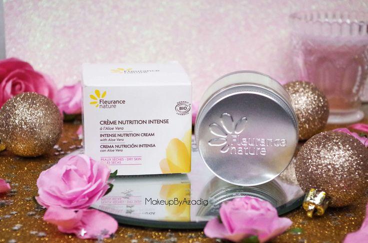 creme-nutrition-intense-serum-nuit-fleur-immortelle-fleurance-nature-makeupbyazadig-revue-prix-avis-bio
