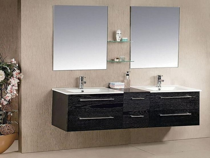 How To Pick Out A Suitable Vanity For The Bathroom Sink Cabinets   Https:/
