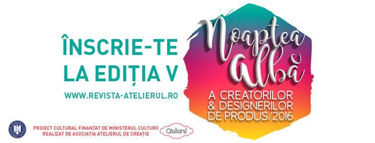 Designeri, makeri şi creatori de produse, artiști newcomeri și artiști…
