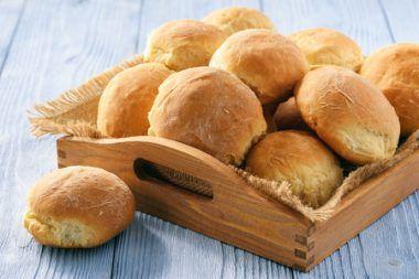 Pão de Batata com Catupiry - Receitas de Mãe