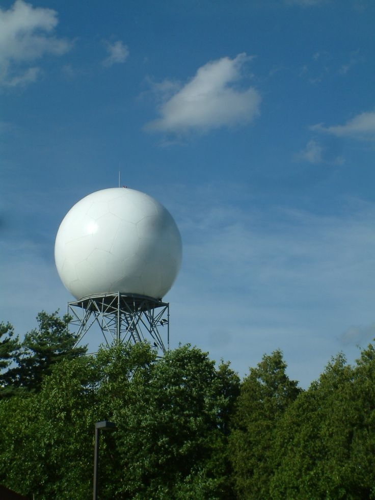 Doppler Radar in North Webster Indiana