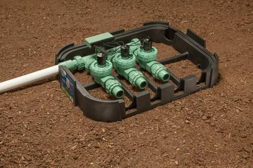 how to install irrigation valve box - Google Search