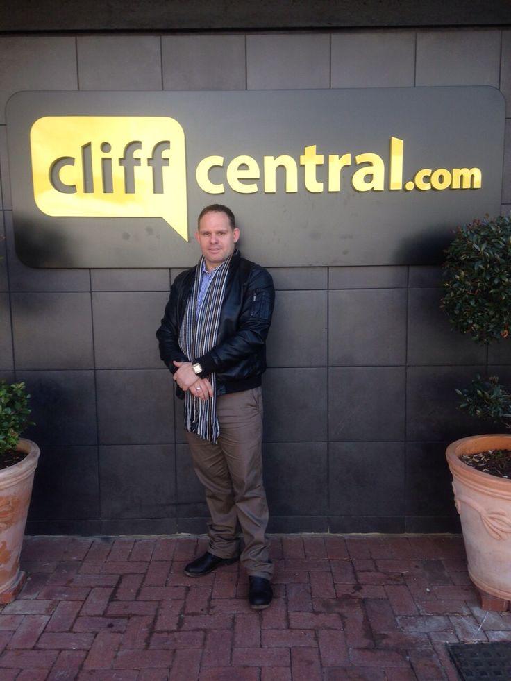 CEO of MSA @ Cliff Central