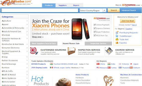 Alibaba compra varejista chinês Intime para avançar no mundo físico