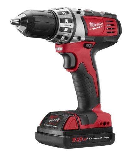Milwaukee 2601-22 Cordless Drill