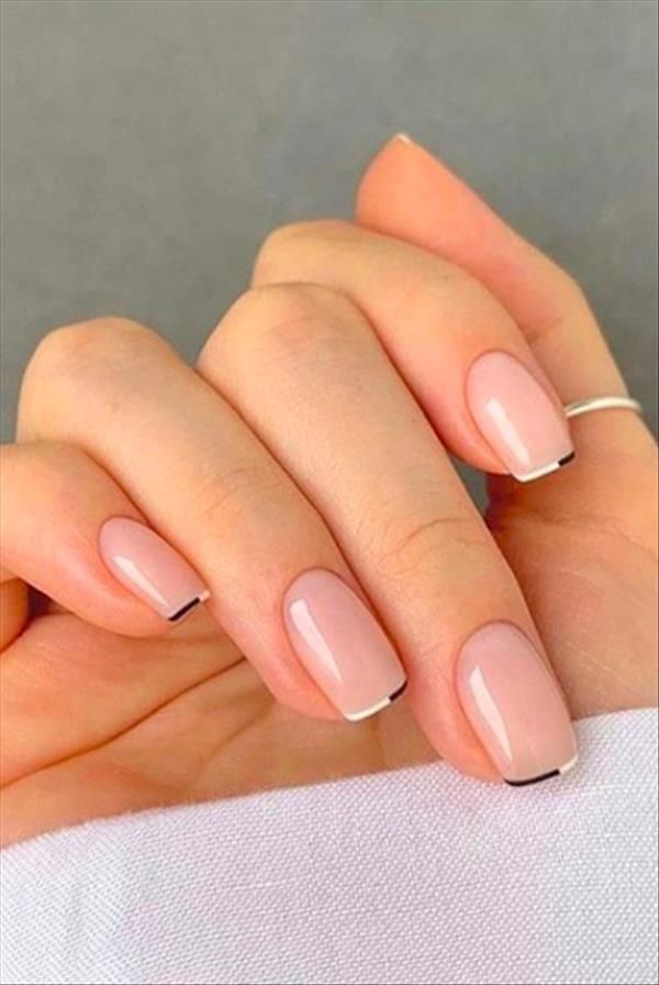 38 Simple Acrylic Fall Nail Designs For Long Nails And Short Nails The First Hand Fashion News For Females In 2020 Cute Nails For Fall Pretty Acrylic Nails Fall Nail Designs