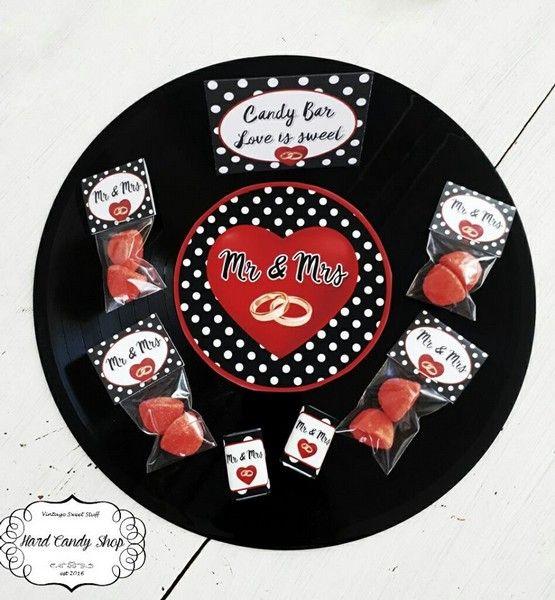 Rockabilly Candy Bar
