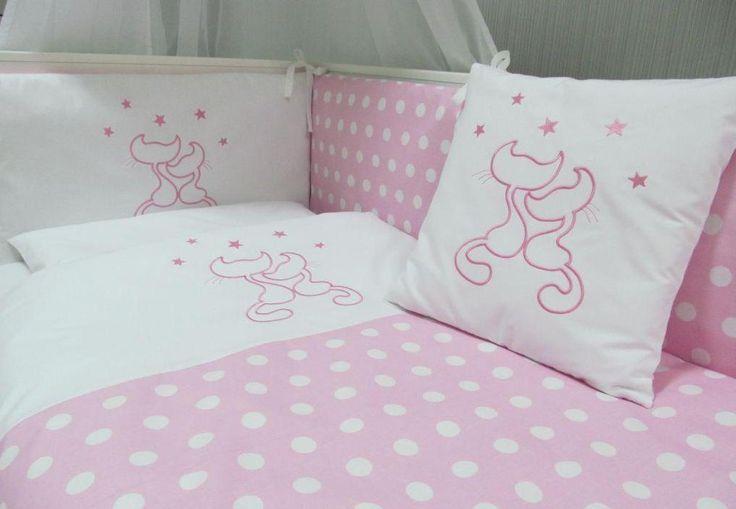 Babymajawelt® Cats Kollektion - es ist nicht nur Bettwäsche, es ist viel mehr