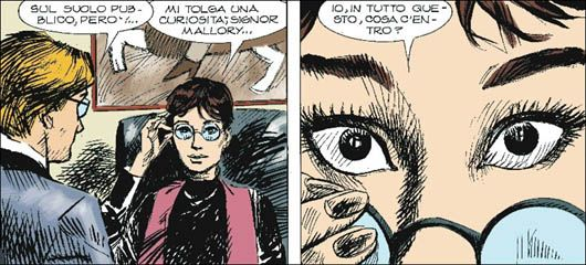 Julia Kendall - Sergio Bonelli Editore