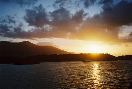 County Kerry - Killarney Lakes sunset