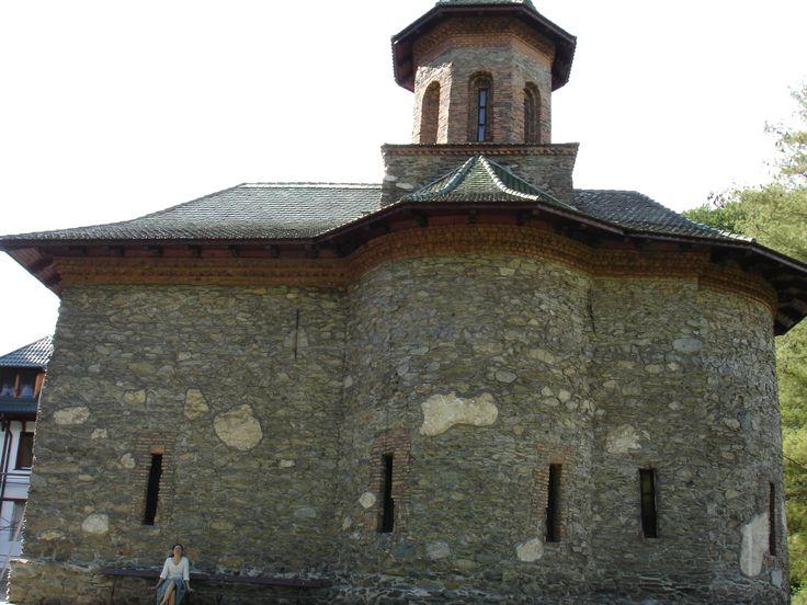 Monastery Prislop