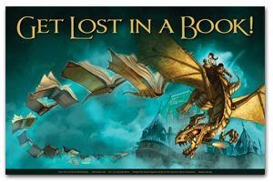 Lost Hero Poster - Posters - Products for Young Adults - Bestsellers - ALA Store
