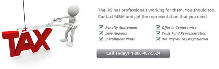 M Tax Resolution  IRS Installment Agreement  Taxes