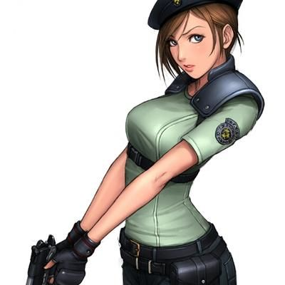 jill valentine bsaa outfit