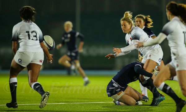 Latest news Rugby - Scotland v England, 2018 Women's Six Nations