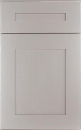 Best Shaker Ii In Platinum Gray Bj Tidwell Grey Cabinets 640 x 480