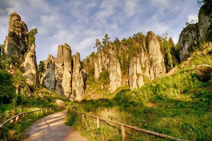 Cseh Paradicsom kétnapos bakancsos túra