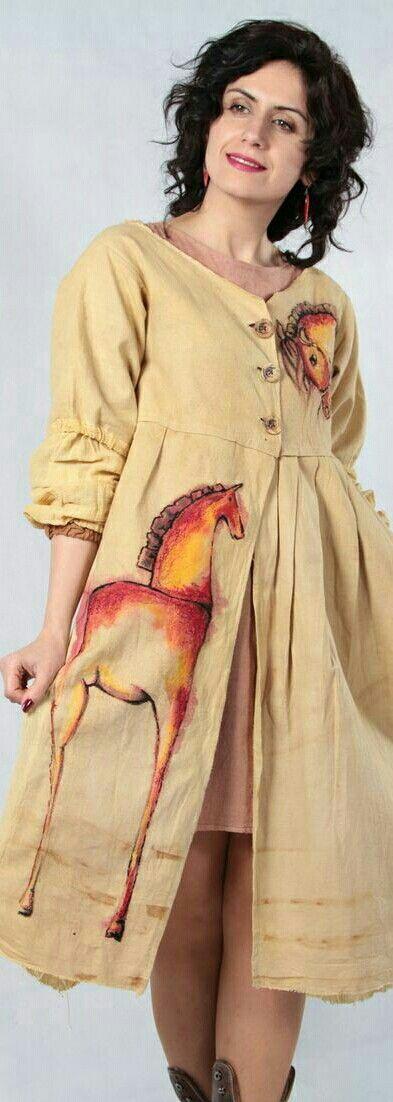 Be different #persian #fashion #unique #style