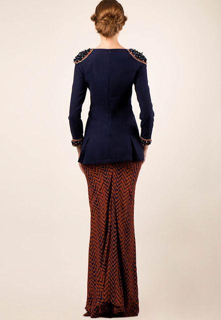 Irazam Collections: Baju Kurung Moden berapa harga baju ni?