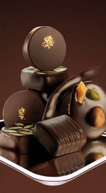 Valrhona Chocolat ~ French luxury