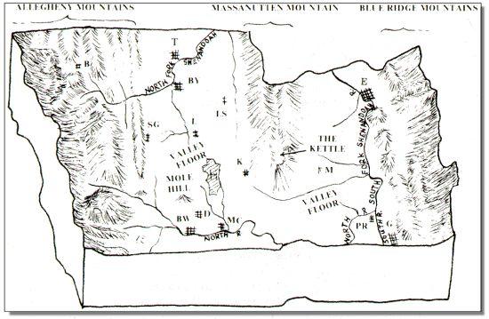 A BRIEF GEOLOGIC HISTORY OF ROCKINGHAM COUNTY
