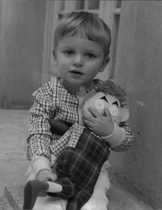Archivo fotográfico del ícono español. 3/4/56