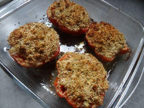 Tomates provençales cuites au four - valeriecuisine