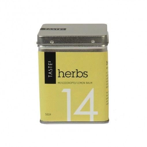 herb lemon balm taste3tea.com