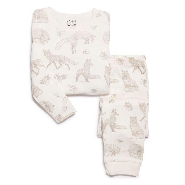 Our foxy kids pyjama set comes beautifully folded in it's own bag making it gift ready. Made from 100% organic cotton.   #wilsonandfrenchy #babystyle #pyjamas #kidssleepwear #organiccotton #baby #fashion #unisex #babylove #perfectbabies  #unisexbabyclothes  #newmum #babygift #babyshower #australiandesign #shopbaby #mumsunite #babylove #magicofchildhood #little