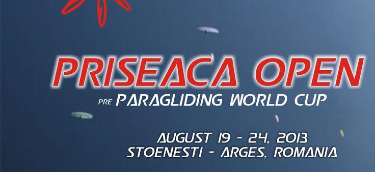 Vom fi la înălţime la Priseaca Open 2013