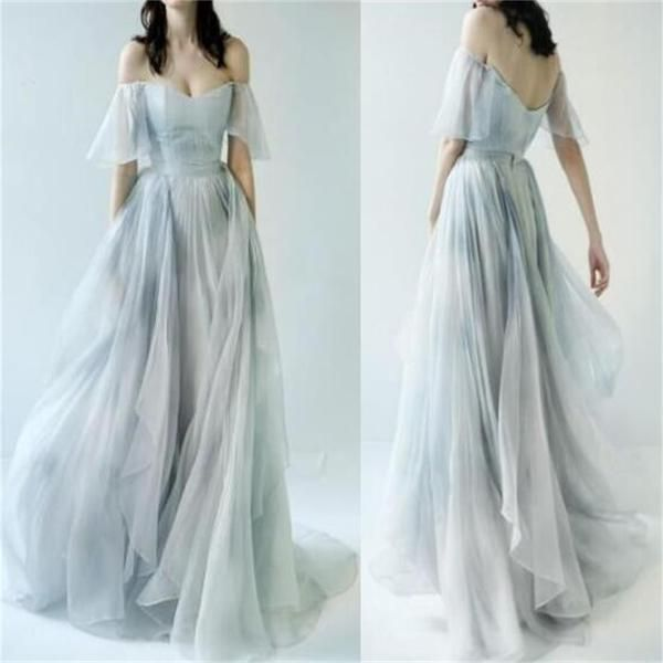 2017 Charming Off Shoulder Unique Design Most Popular Long Prom Dresses ,Bridal gowns ,PD0400
