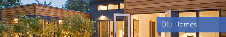mkDesigns' highly successful green prefab home designs by Michelle Kaufmann, including the Breezehouse™ and Glidehouse™, are now available across the U.S., thanks to Blu Homes' proprietary technology.