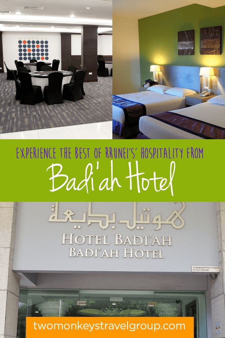 Experience the best of bruneis hospitality from badiah hotel