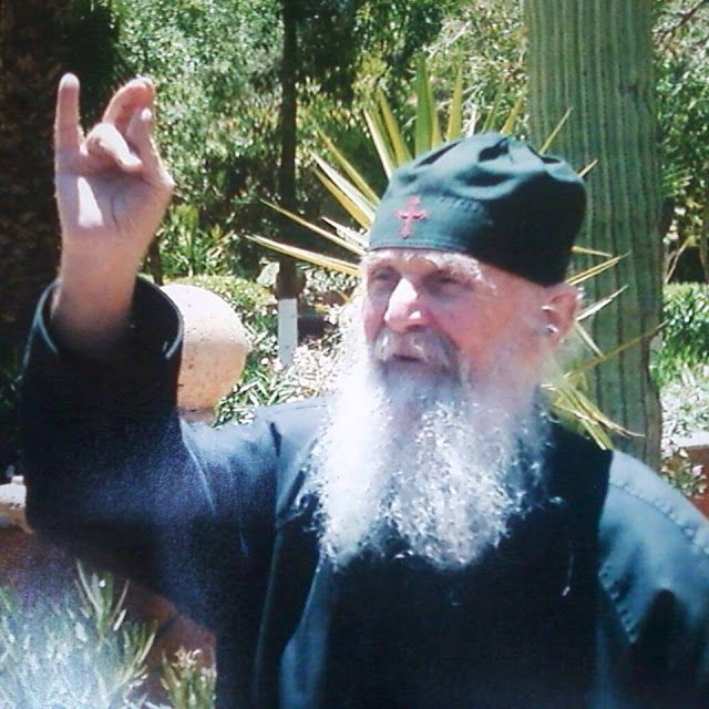Elder Ephraim Arizona -  Γέροντας Εφραίμ της Αριζόνας: Μακάριοι οι σπείροντες δάκρυα μετά πνευματικής νησ...
