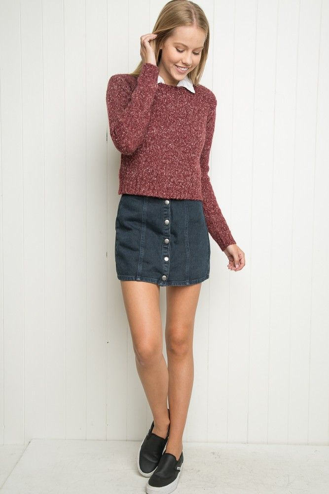 Brandy ♥ Melville | Gracie Sweater - Tops - Clothing