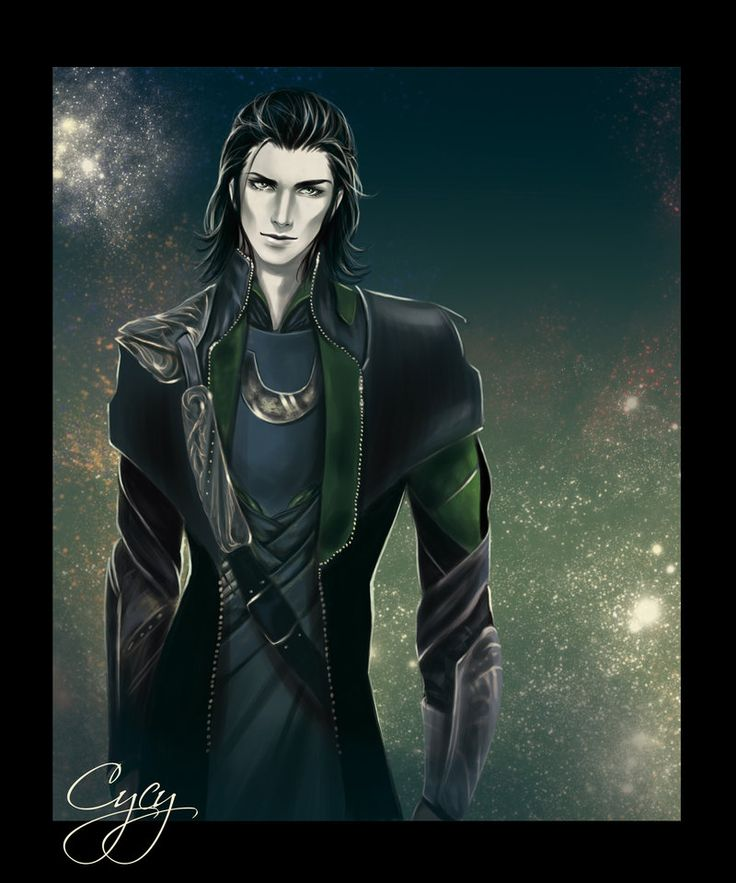 Lovely movie style Loki mixed with a more comic feel.  I imagine this is what the Agent of Asgard will look like in that outfit.
