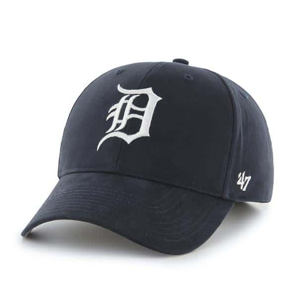 Detroit Tigers 47 Brand Boys INFANT Stretch Fit Hat