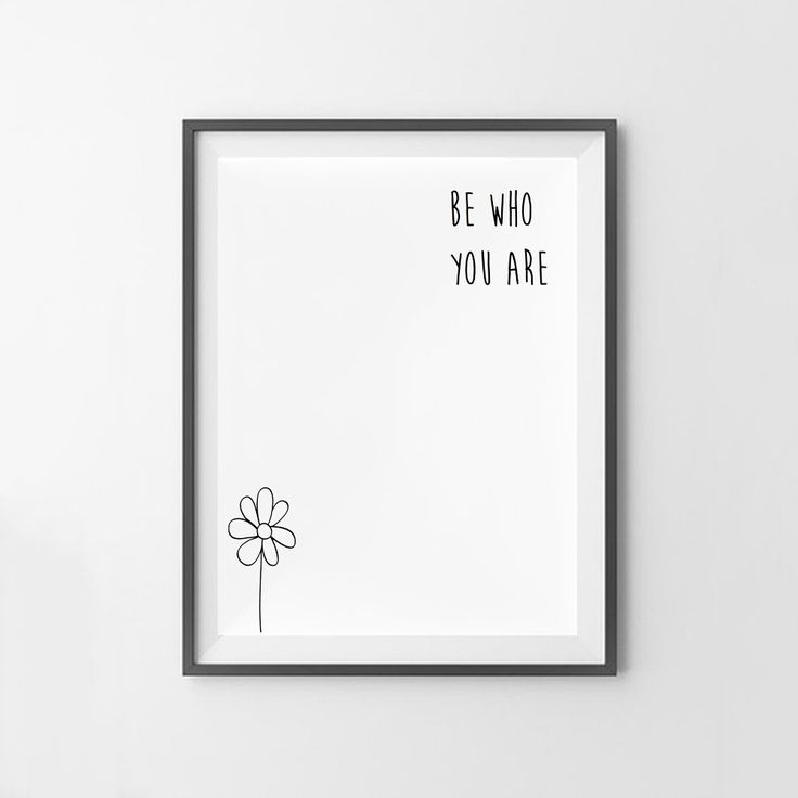 """be who you are"" wall art print. This print comes with 4 different sizes to download. 5x7 JPG, 8X10 JPG, 11X14 JPG, 16x20 JPG. THIS IS A DIGITAL DOWNLOAD FILE ONLY. Enter code ""25OFF"" when you buy 2 or more prints to save 25% off your entire order! https://www.etsy.com/au/listing/502714628/be-who-you-are-print-prints-printable?ref=shop_home_active_5"
