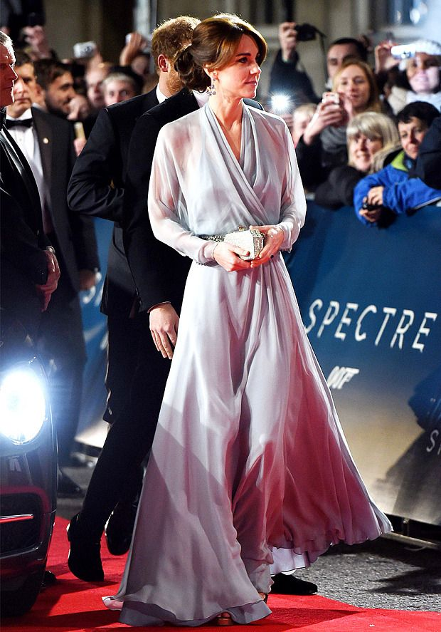 SPECTRE: James Bond world premiere at Royal Albert Hall - red carpet pictures - Telegraph