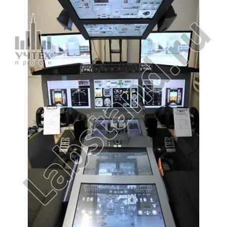 Тренажер Boeing 737 | Simulator Boeing 737