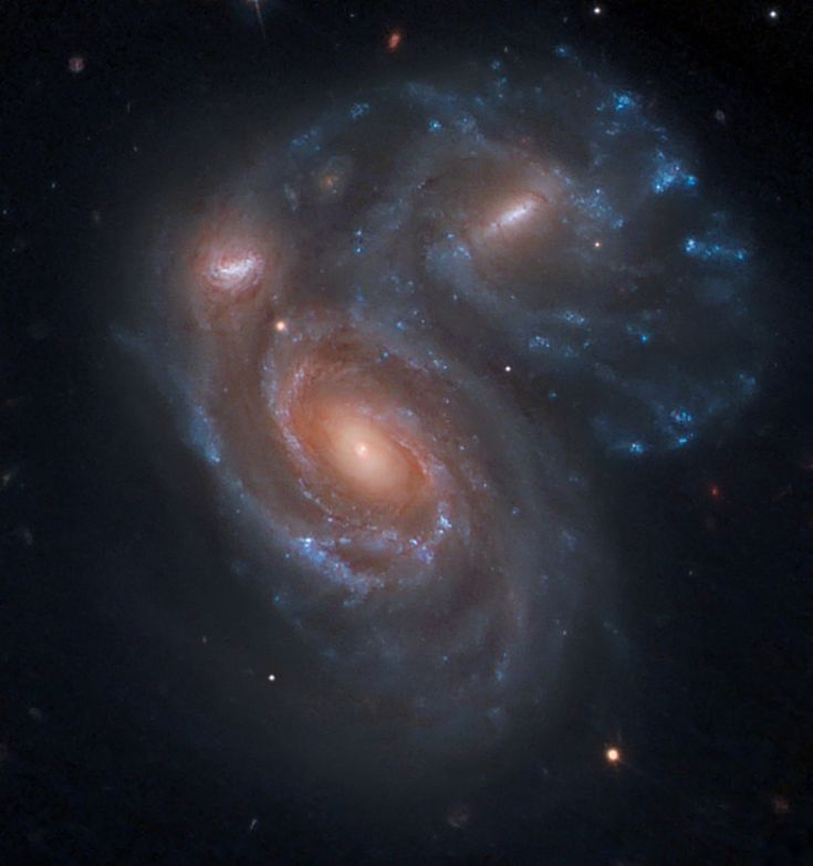 ARP 272: Spaces, Halton Arp, Spirals Arm, Arp 272, Ngc 6050, Lost Galaxies, Hubble Legacy, 272 Ngc, Legacy Archives