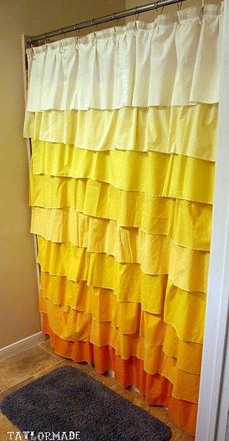 17 mejores ideas sobre cortinas con volantes en pinterest ...