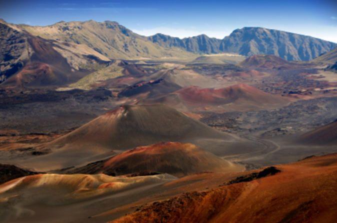 Kahului Shore Excursion: Haleakala Crater Adventure Tour - Lonely Planet