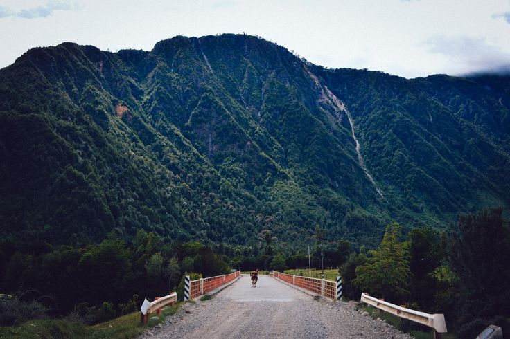 Carretera Austral. Somewhere between La Junta and National Park Queulat, Chile. http://www.raices.co.uk