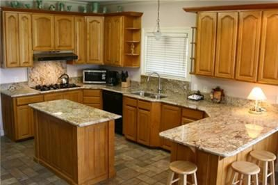 Best 25 Granite Kitchen Ideas On Pinterest Kitchen