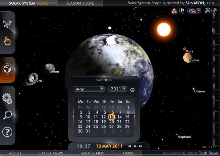 Solar system scope скачать на компьютер