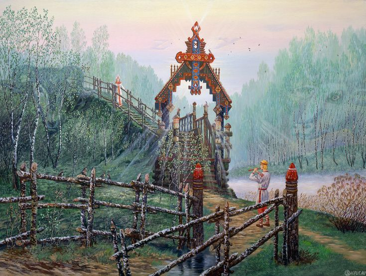 La Rusia antigua